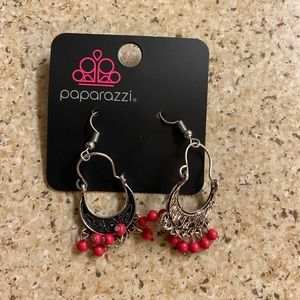 Womens paparazzi earrings